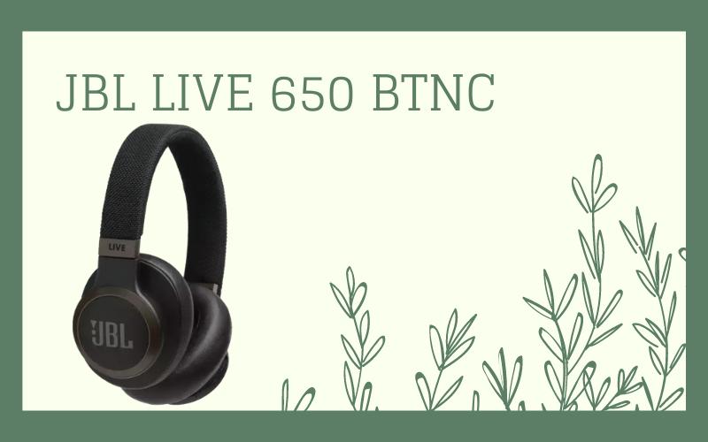 JBL Live 650 BTNC
